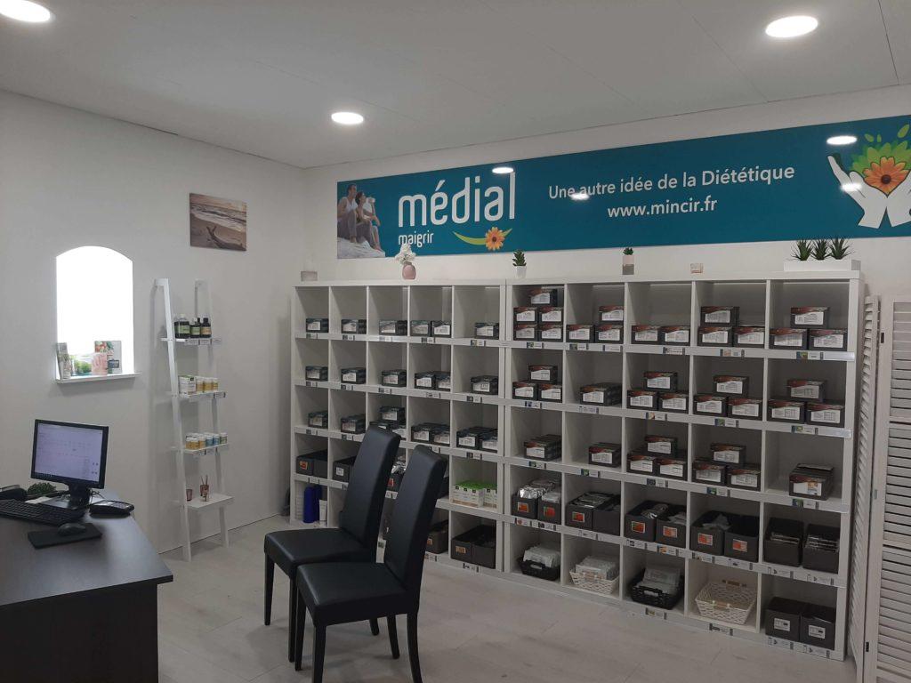 Intérieur Centre Médial Diététique Tarbes